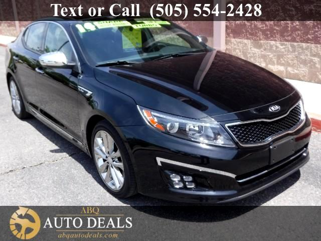 2014 Kia Optima SXL Turbo