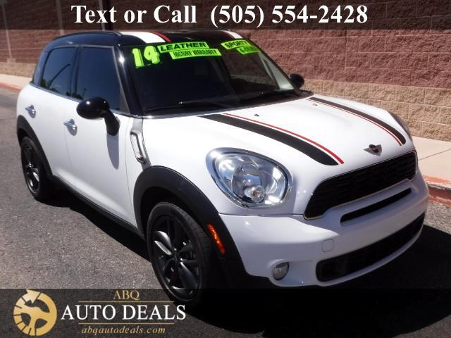 2014 MINI Countryman S