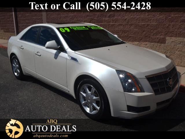 2009 Cadillac CTS 3.6L