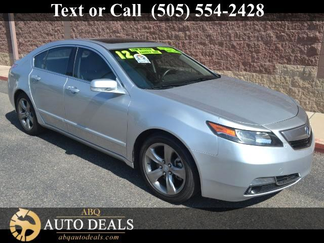 2012 Acura TL Get behind the wheel of our One Owner Accident Free 2012 Acura TL SH-AWD with the Tec