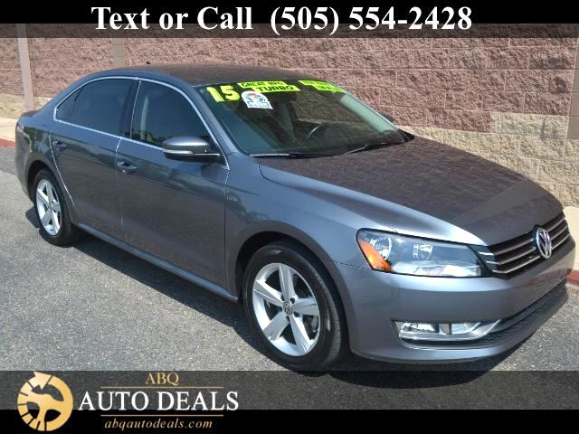2015 Volkswagen Passat Youll turn heads in our One Owner Accident Free 2015 Volkswagen Passat 18T