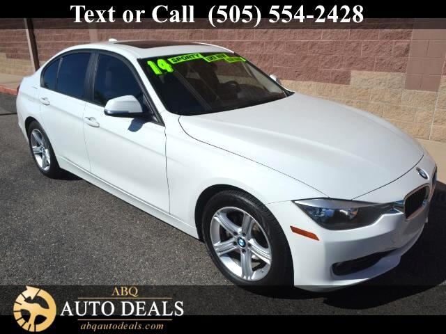 2014 BMW 3-Series Agile and light on its feet our Accident Free 2014 BMW 320i is eager to please yo