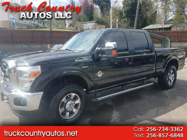 2011 Ford F-250 HD Crew Cab SUPER DUTY  LARIAT