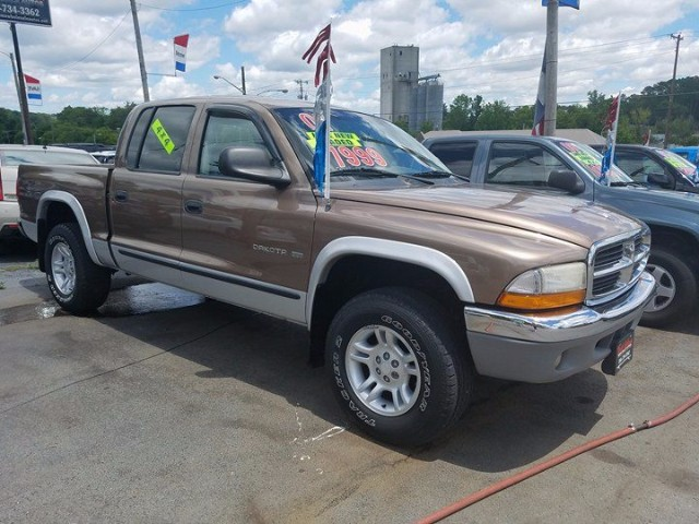 2001 Dodge Dakota Quad Cab 4WD