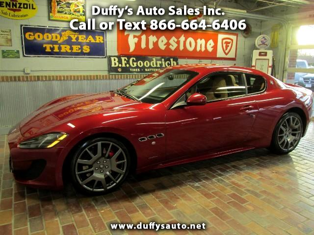 2014 Maserati GranTurismo Sport Coupe