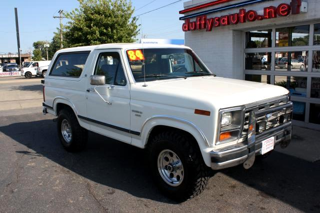 1985 Ford Bronco For Sale Cargurus