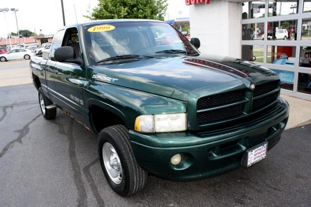 used 1999 dodge ram 1500 club cab short bed 4wd for sale in peru il 61354 duffy 39 s auto sales inc. Black Bedroom Furniture Sets. Home Design Ideas