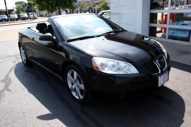 used 2006 pontiac g6 gt convertible for sale in peru il. Black Bedroom Furniture Sets. Home Design Ideas