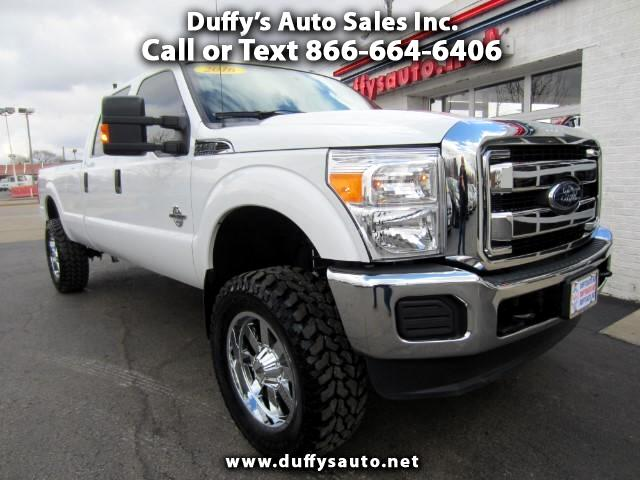 2016 Ford F-250 SD XLT Crew Cab Long Bed 4WD