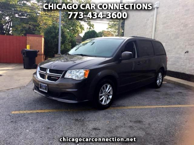 2016 Dodge Grand Caravan 4dr Wgn American Value Pkg