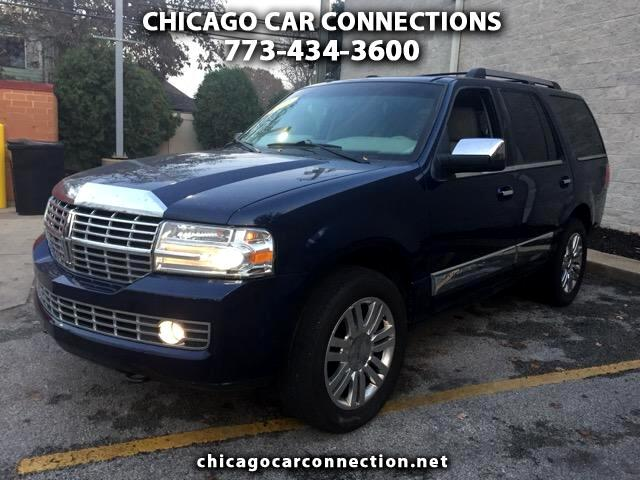 2012 Lincoln Navigator 4WD Luxury