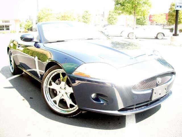 2008 Jaguar XK-Series XK Convertible