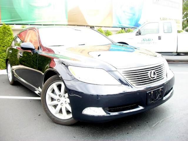 2008 Lexus LS 460 Luxury Sedan