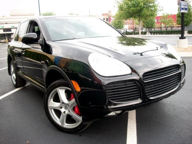 2005 Porsche Cayenne Turbo