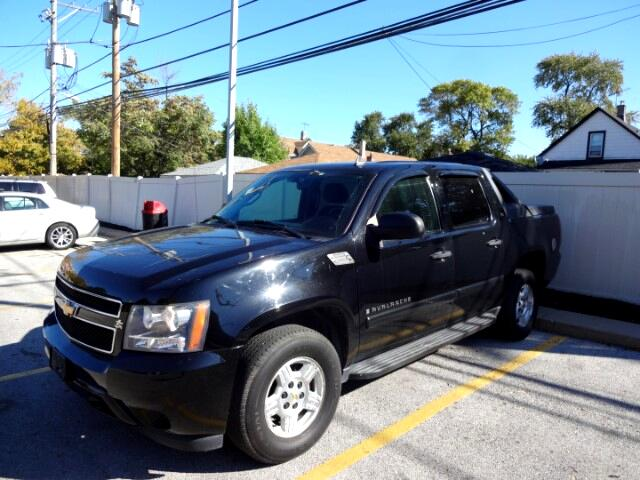2008 Chevrolet Avalanche LT3 2WD