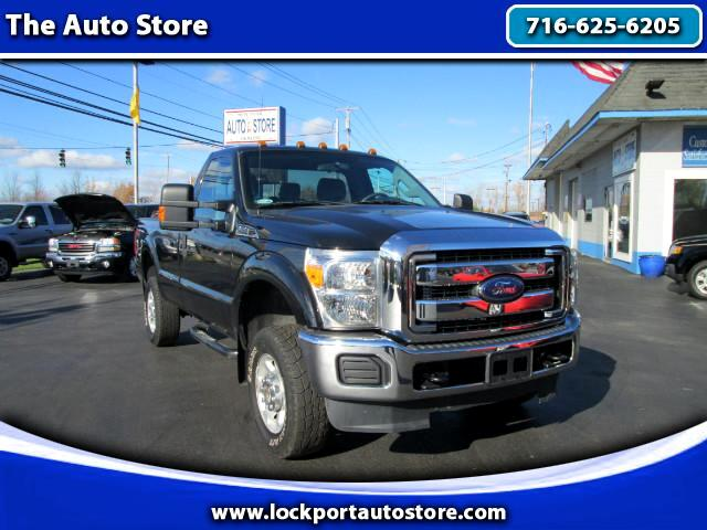 2013 Ford F-250 SD FX4