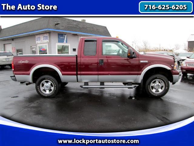 2005 Ford F-250 SD Lariat SuperCab Long Bed 4WD