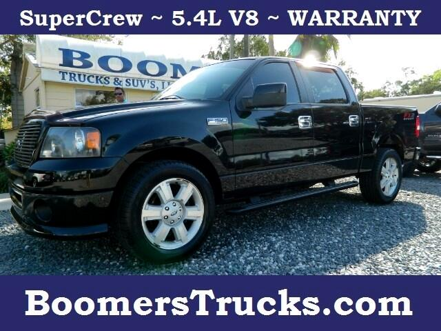 2007 Ford F-150 FX2 SuperCrew 2WD