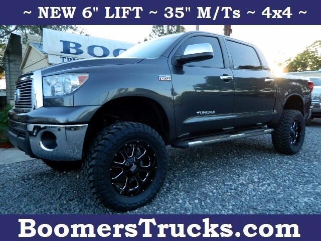 2012 Toyota Tundra Limited Platinum FFV Crew Max 4WD