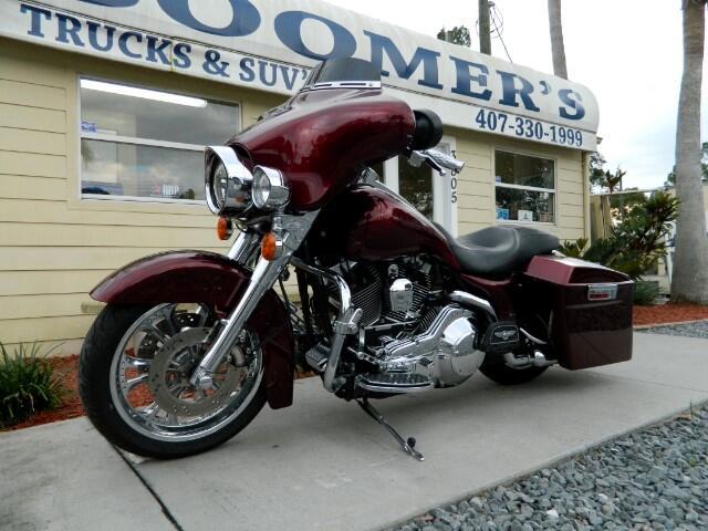 2006 Harley-Davidson FLHTCI