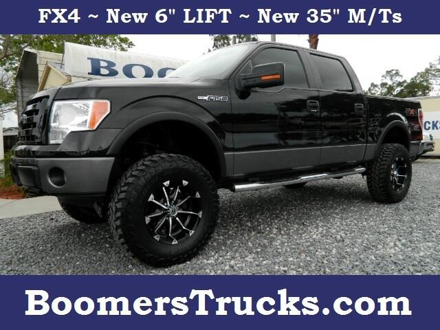 2009 Ford F-150 FX4 SuperCrew 5.5-ft. Bed 4WD