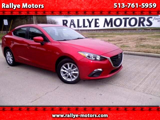 2014 Mazda MAZDA3 I Grand Touring AT 4-Door
