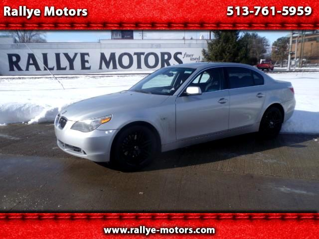 2006 BMW 5-Series 525xi