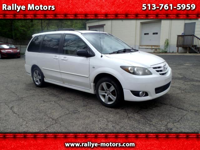 used 2004 mazda mpv for sale in cincinnati oh 45215 rallye. Black Bedroom Furniture Sets. Home Design Ideas