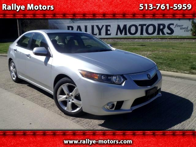 2014 Acura TSX 5-Spd AT with Tech Package