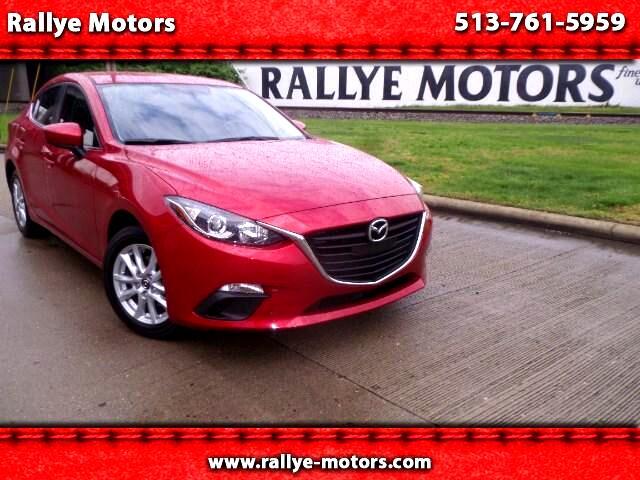 2016 Mazda MAZDA3 i Touring 4-door