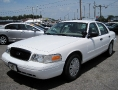 2008 Ford Crown Victoria