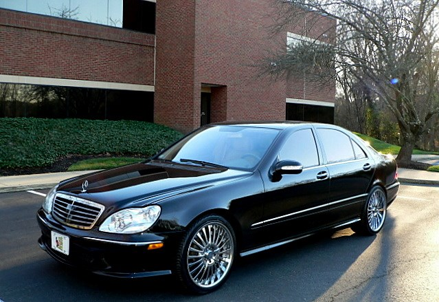 2005 mercedes benz s class s55 amg for sale cargurus. Black Bedroom Furniture Sets. Home Design Ideas