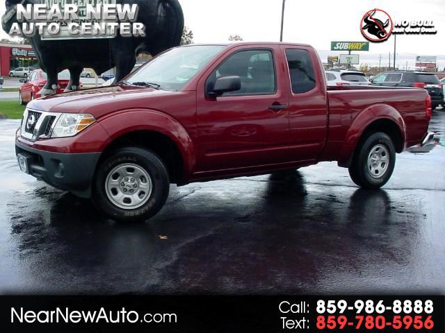 2016 Nissan Frontier King Cab 2WD
