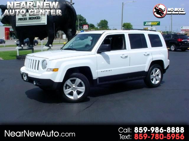 2016 Jeep Patriot Latitude 4WD