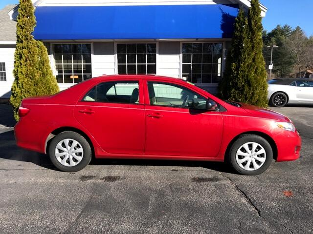 2009 Toyota Corolla Base 5-Speed MT