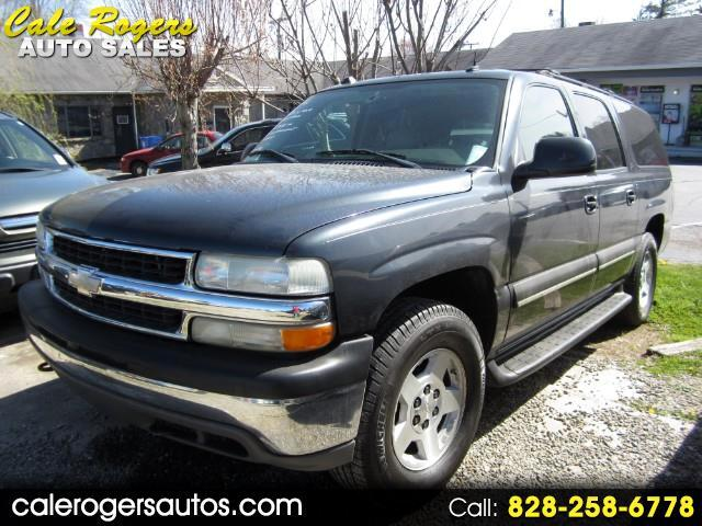 Buy Here Pay Here 2004 Chevrolet Suburban For Sale In Asheville Nc
