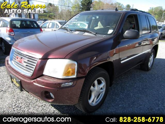 Buy Here Pay Here 2006 Gmc Envoy For Sale In Asheville Nc 28806