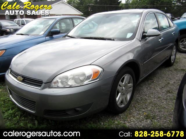 Buy Here Pay Here 2007 Chevrolet Impala For Sale In Asheville Nc