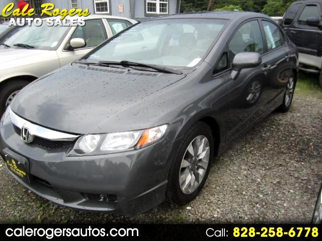Buy Here Pay Here 2010 Honda Civic For Sale In Asheville Nc 28806