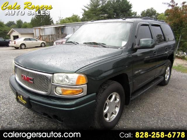 Buy Here Pay Here 2004 Gmc Yukon Denali For Sale In Asheville Nc