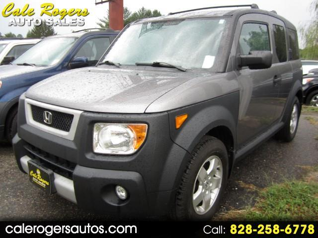 Buy Here Pay Here 2005 Honda Element For Sale In Asheville Nc 28806