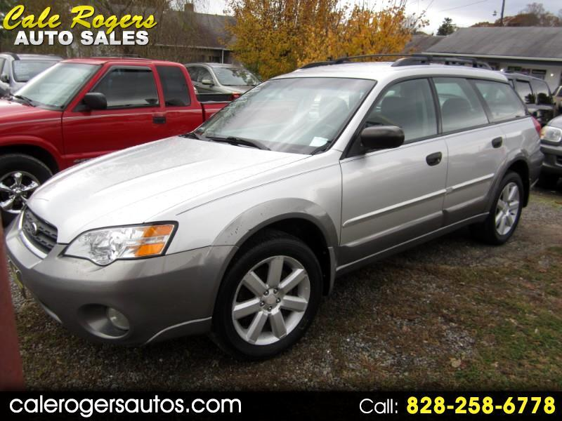 Buy Here Pay Here 2006 Subaru Outback For Sale In Asheville Nc