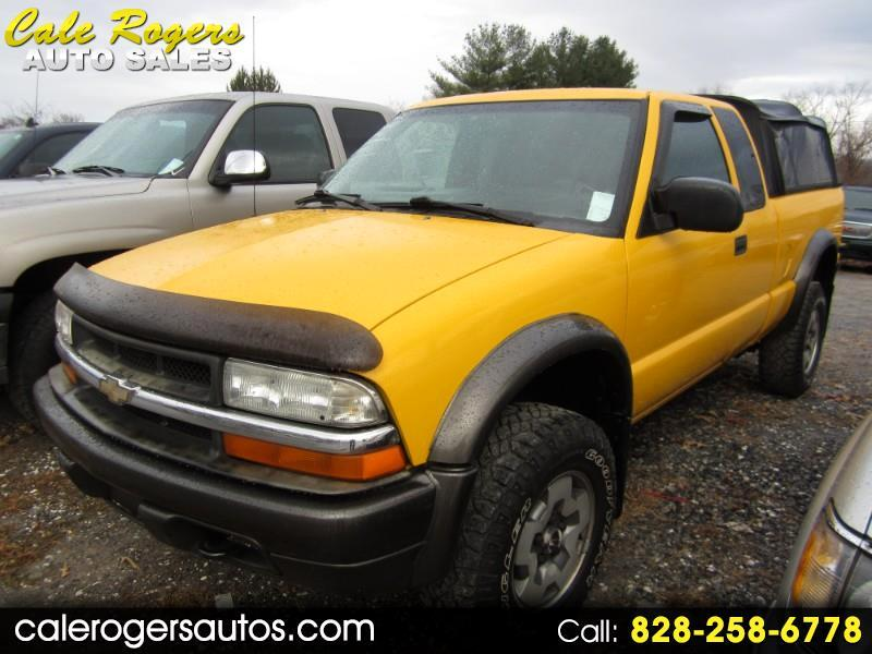 Buy Here Pay Here 2002 Chevrolet S10 Pickup For Sale In Asheville