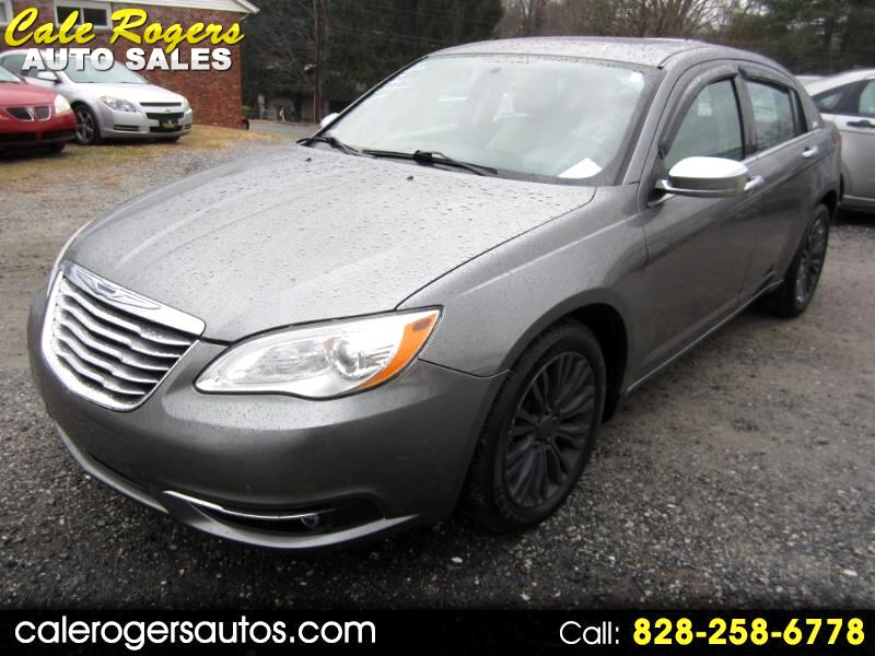 Buy Here Pay Here 2011 Chrysler 200 For Sale In Asheville Nc 28806