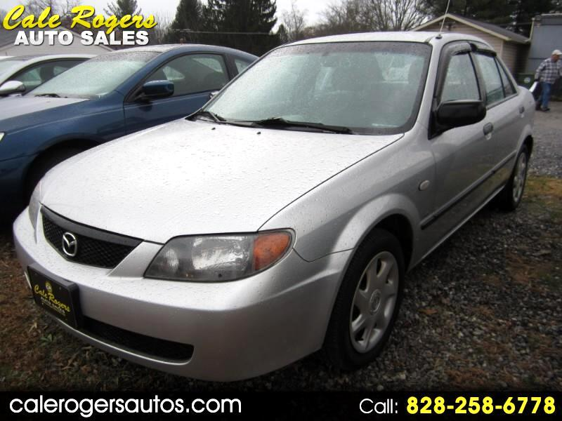 Buy Here Pay Here 2002 Mazda Protege For Sale In Asheville Nc 28806