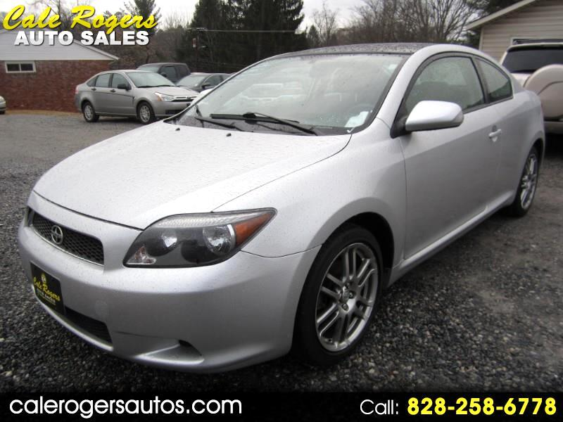 Buy Here Pay Here 2007 Scion Tc For Sale In Asheville Nc 28806 Cale