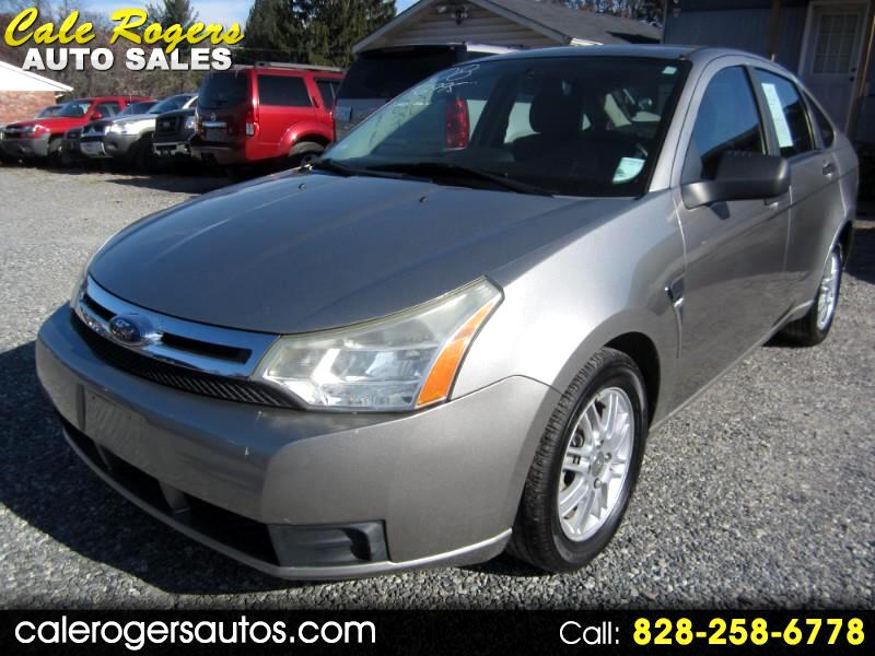 Buy Here Pay Here 2008 Ford Focus For Sale In Asheville Nc 28806