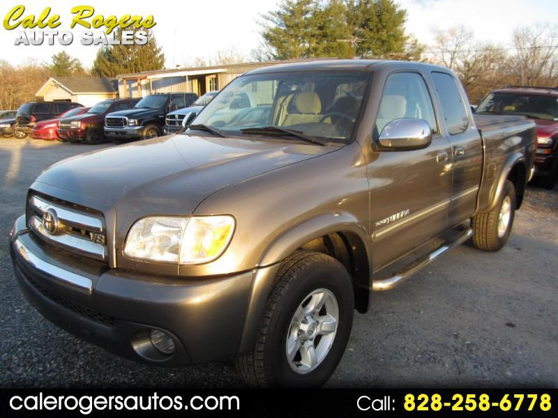 Buy Here Pay Here 2005 Toyota Tundra For Sale In Asheville Nc 28806