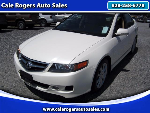 buy here pay here 2006 acura tsx for sale in asheville nc 28806 cale rogers auto sales. Black Bedroom Furniture Sets. Home Design Ideas