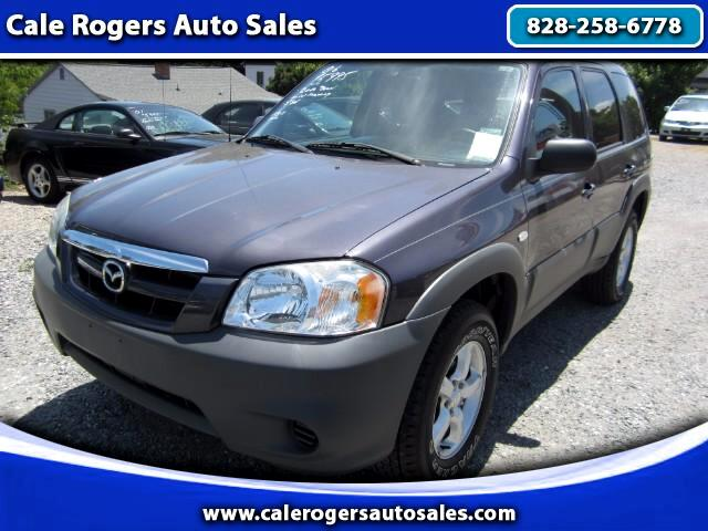 buy here pay here 2006 mazda tribute for sale in asheville nc 28806 cale rogers auto sales. Black Bedroom Furniture Sets. Home Design Ideas